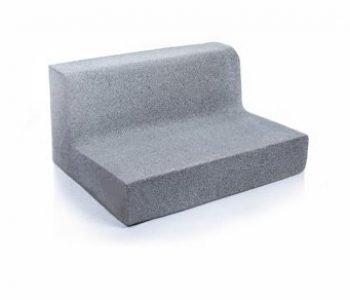Bloque de cemento Cordon Cuneta Premoldeado de Confinamiento para Pavimentos