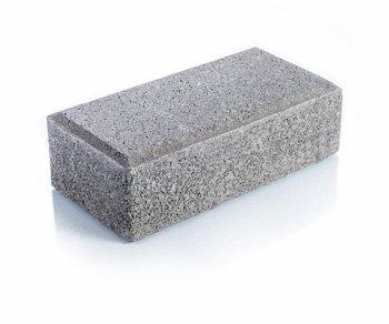 Bloque de cemento Adoquín Holanda de 6 cm. de espesor Liso