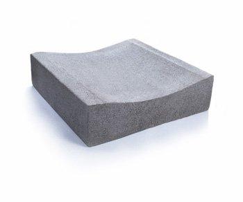 Bloque de cemento Loseta Vado para Desagues