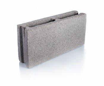 Bloque de cemento para tabique de 10 cm. de espesor