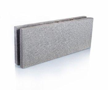 Bloque de cemento para muro visto de 8 cm. de espesor